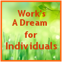Work's A Dream career programmes for individuals