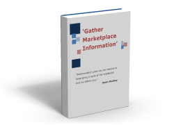 M06-GatherMarketPlaceInformation